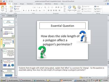 4th Grade OAA Frequently Assessed Lesson in PPT (M3 &4)