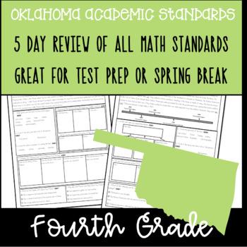 4th Grade OAS Math Review