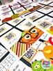 4th Grade October QR Code Printables - Low Prep!