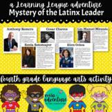 4th Grade October Reading Adventure- Mystery of the Hispan