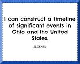Ohio Social Studies Learning Targets