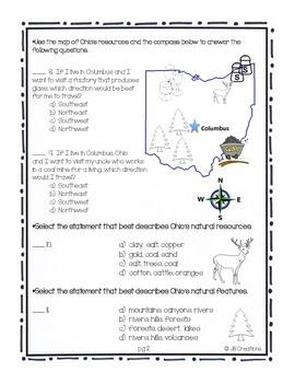 4th Grade Ohio Transportation & Timeline Assessment (revised Ohio Model )