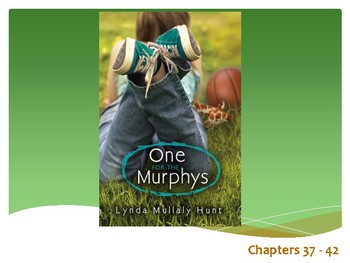 4th Grade-One for the Murphys and The Giving Tree PowerPoint Presentation