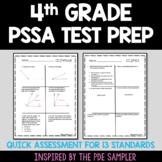 4th Grade PSSA Test Prep