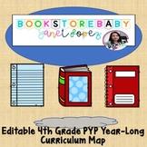 4th Grade PYP Curriculum Map