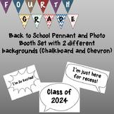 4th Grade Photo Booth Set