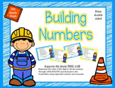 4th Grade Place Value: Building Numbers: TEKS 4.2B