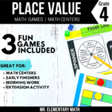 4th Grade Place Value Games | Read Write and Compare Multi-Digit Numbers
