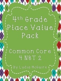 4th Grade Place Value Pack