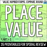 Whole Number Place Value Practice