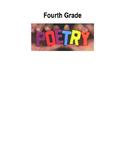 4th Grade Poetry Activities