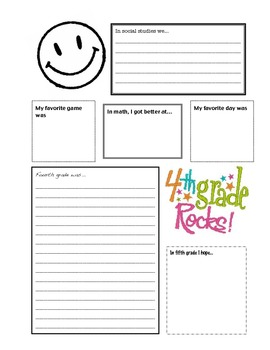 4th Grade Portfolio