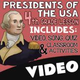 4th Grade Presidents Day Activities & Worksheets | Grade 4