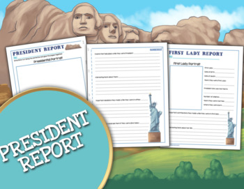 4th Grade Presidents Day Activities & Worksheets | Grade 4