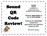 4th Grade QR Code Sound Review