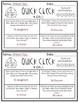 4th Grade Quick Checks Operations & Algebraic Thinking