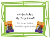 4th Grade Rats Center Activities