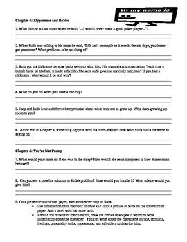 4th Grade Rats Novel Study