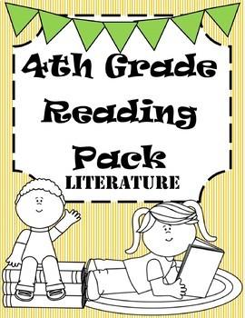4th Grade Reading Bundle