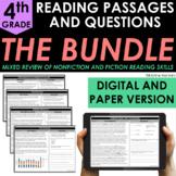 4th Grade Reading Comprehension Passages - Google Classroo