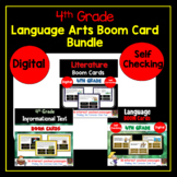 4th Grade Reading Digital Boom Cards