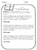 4th Grade Reading Informational Text Printables - (Common