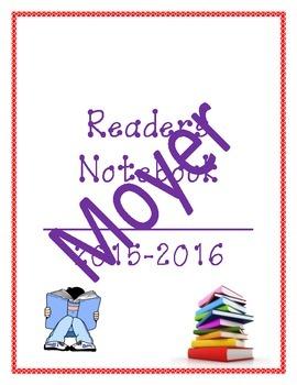 4th Grade Reading Interactive Notebook
