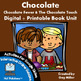 4th Grade Reading Level Digital + Printable Book Unit Series
