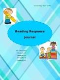 4th Grade Reading Response Journal