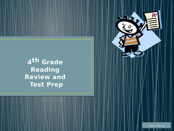 4th Grade Reading Test Review - SOLs