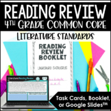 4th Grade Reading Review | Literature Reading Review