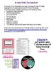 4th Grade Reading SOL Review Worksheet #6
