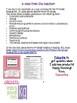 4th Grade Reading SOL Review Worksheet #9