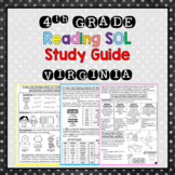 4th Grade Reading SOL Study Guide