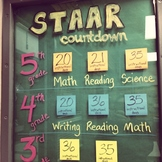 4th Grade Reading STAAR Checklist