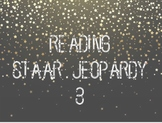 4th Grade Reading STAAR Jeopardy Game 3