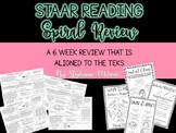 3rd & 4th Grade Reading Spiral Review STAAR