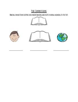 Virginia SOL 4th Grade Reading Strategies Anchor Chart Packet