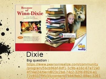 4th Grade Reading Street - Because of Winn Dixie