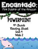 "4th Grade Reading Street ""Encantado"" PowerPoint Presentation"