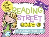 4th Grade Reading Street Interactive Notebook Unit 3: Comm