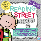 4th Grade Reading Street Interactive Notebook Unit 4: Comm