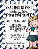 4th Grade Reading Street Interactive PowerPoints {Unit 4 Bundle}
