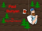 4th Grade Reading Street:  Paul Bunyan PPT
