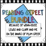 4th Grade Reading Street Unit 1 Volume 1 Story Bundle