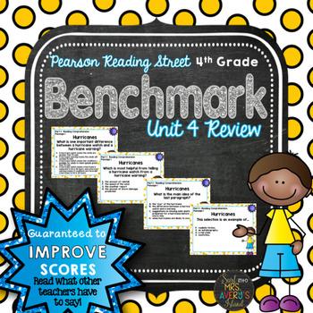 4th Grade Reading Street Unit 4 Benchmark Assessment Review