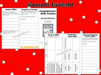 4th Grade Reading Wonders Resources ~ Units 4-6 ~ Semester 2 Review