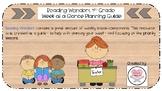4th Grade Reading Wonders Week at a Glance