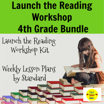 4th Grade Reading Workshop Growing Bundle