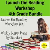4th Grade Reading Workshop Growing Bundle